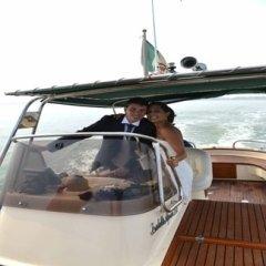 Foto matrimoni in barca