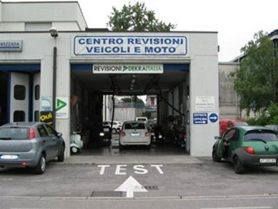 centro revisioni auto Conegliano