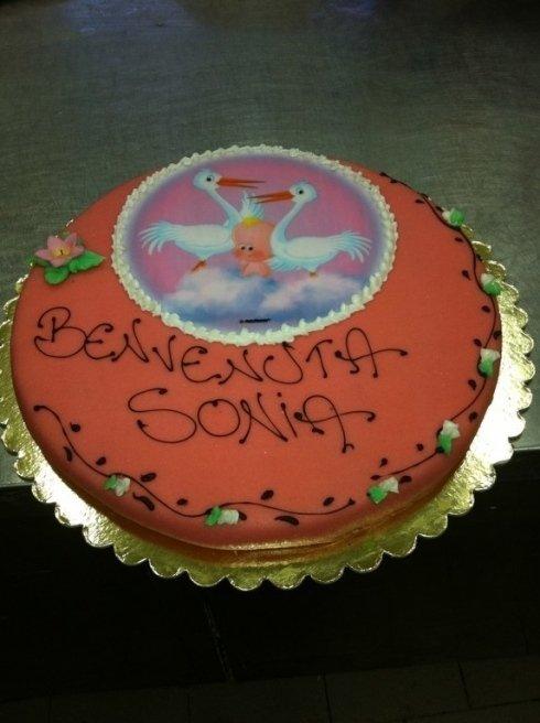 torta per compleanno Bambina Genova