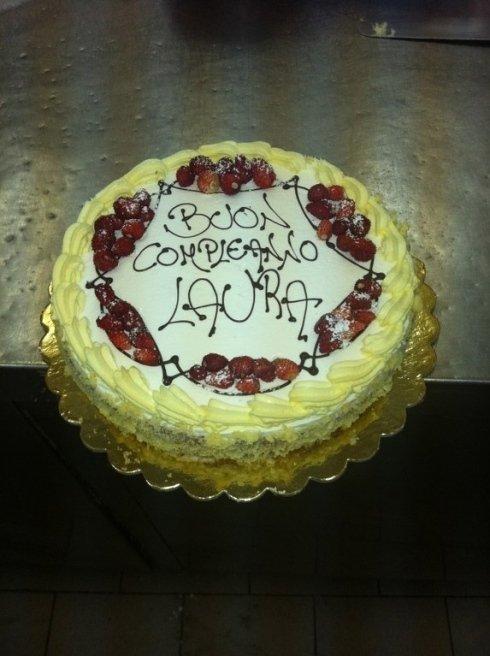prenotazione torta  Genova