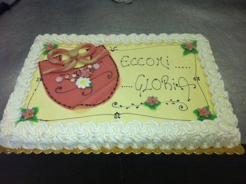 torta rettangolare asticceria Genova  LECCAJE DADOIA