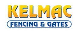 kelmac fencing and gates business logo