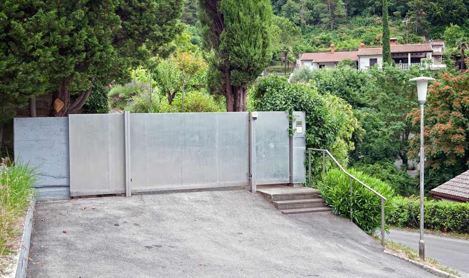 kelmac fencing and gates sliding metal gate