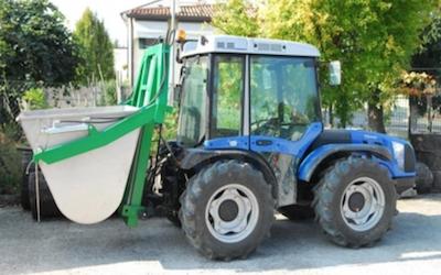 trattori per il giardinaggio