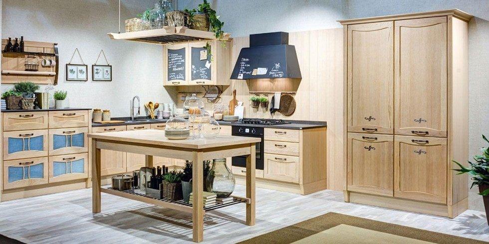 Cucine classiche messina artearredi - Cucine lineari classiche ...