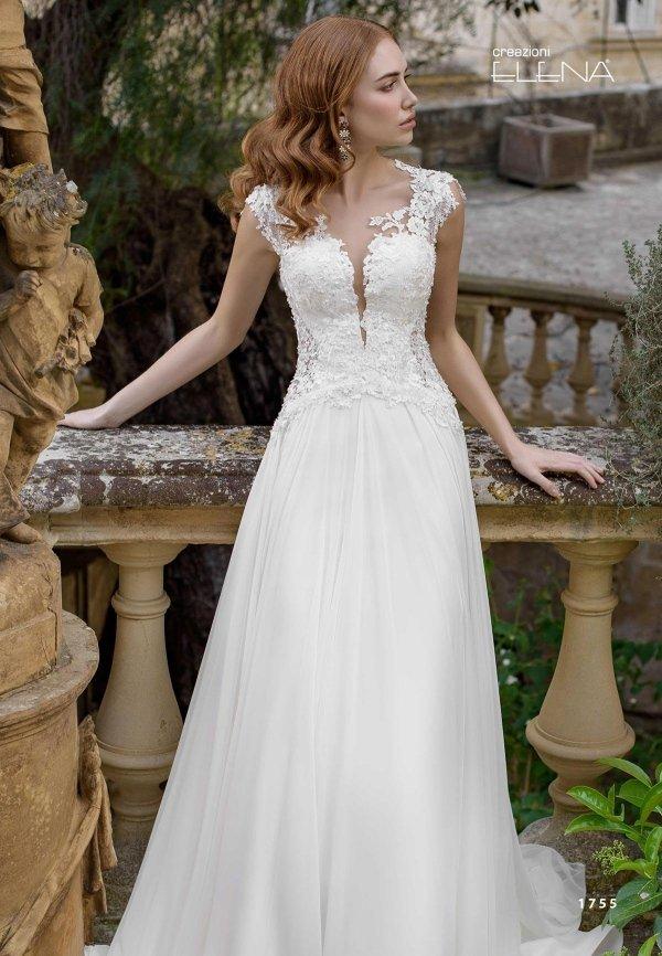 vestito da sposa Creazioni Elena