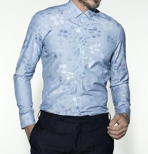 Camicia alla moda Xacus