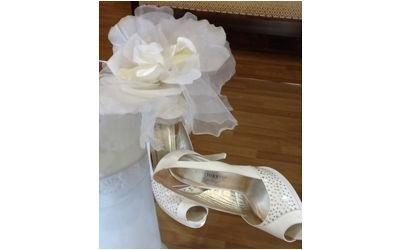 scarpe donna sposa