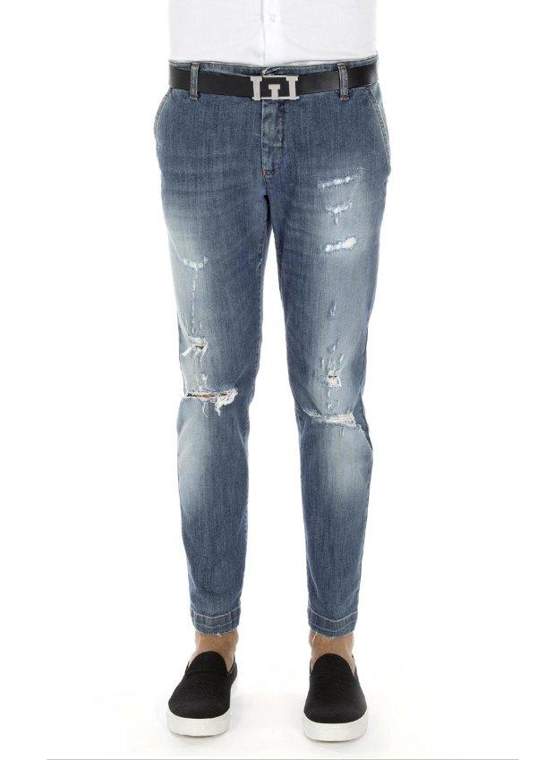 Jeans chiari Entreamis