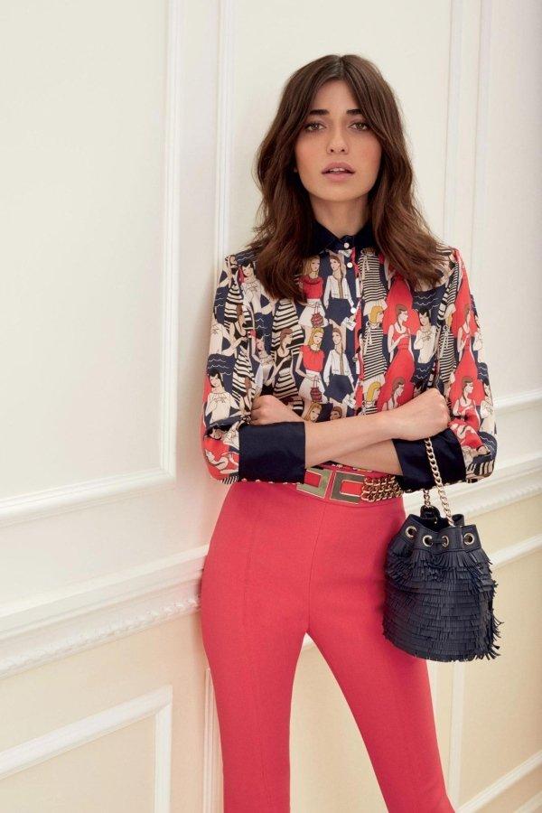 Vestiti alla moda Elisabetta Franchi