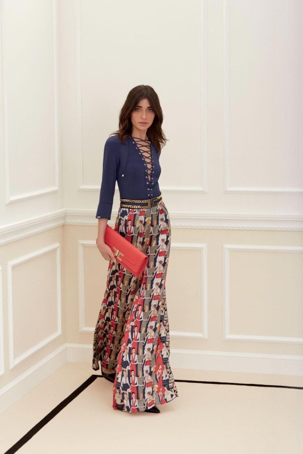 Abiti alla moda Elisabetta Franchi