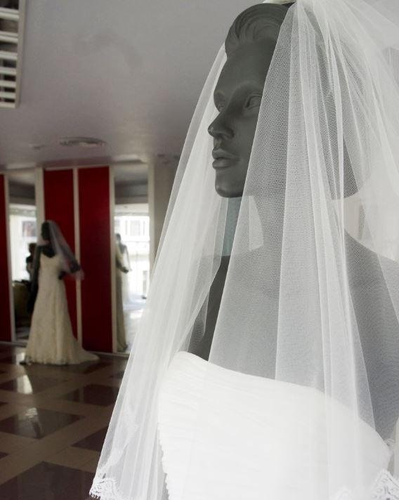 Abiti da sposa ricamati