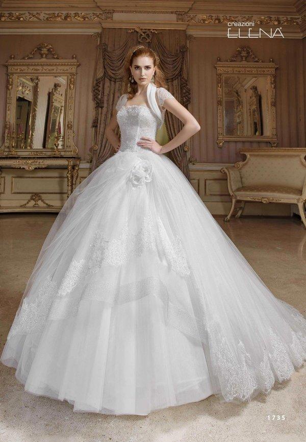 vestito sposa creazioni Elena