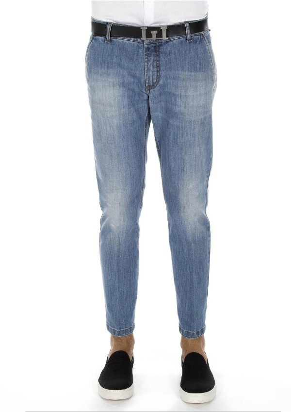 Jeans alla moda Entreamis