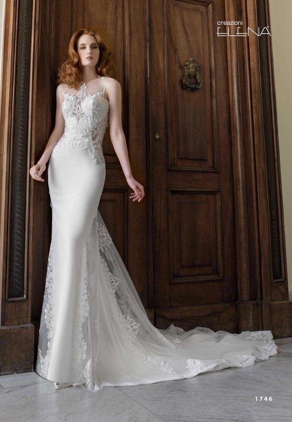 abito sposa creazioni Elena