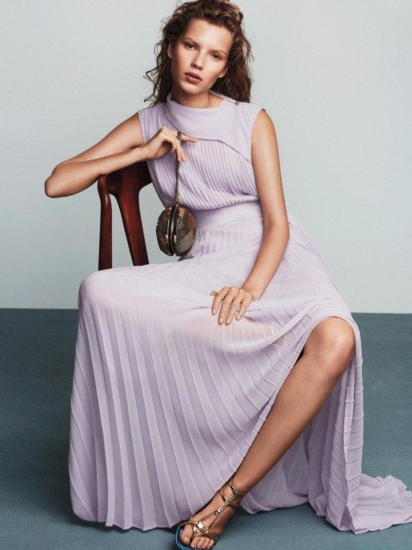 abito lilla Liu Jo
