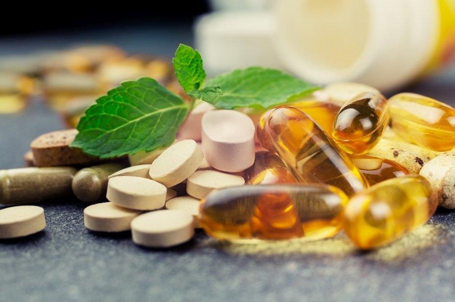 Pillole e integratori