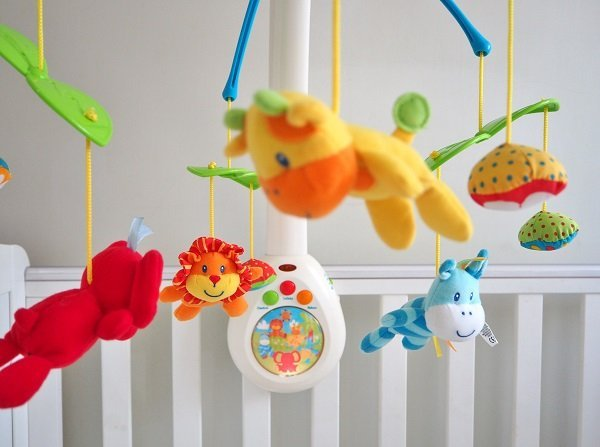 Gioco da culla per neonati