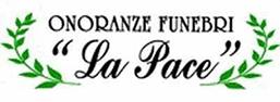ONORANZE FUNEBRI LA PACE-Logo