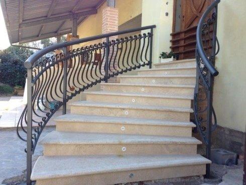 Corrimani per scale