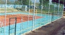 Recinzioni campi da tennis