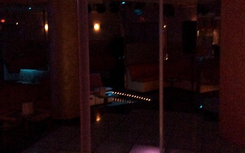 palco striptease