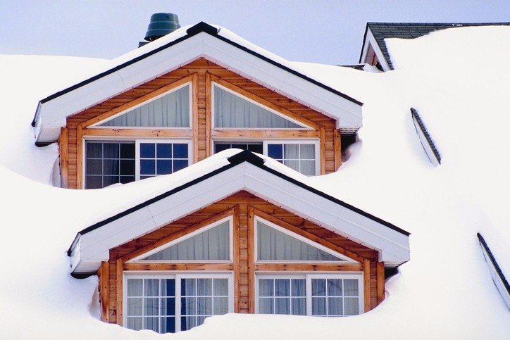 winter weather, snow, ice, cold weather, roof damage, roof repair, restoration