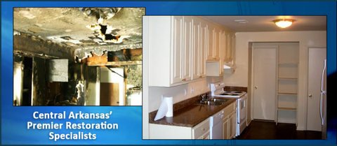Water Damage Restoration Little Rock