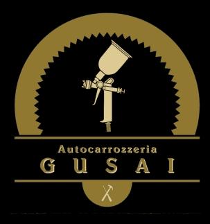 AUTOCARROZZERIA GUSAI - LOGO