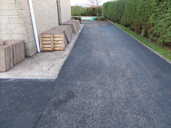 Driveways and pathways