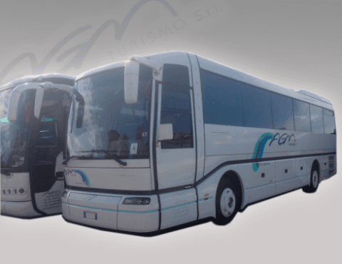 Noleggio autobus gran turismo