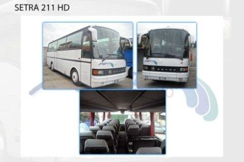 Setra 211 HD