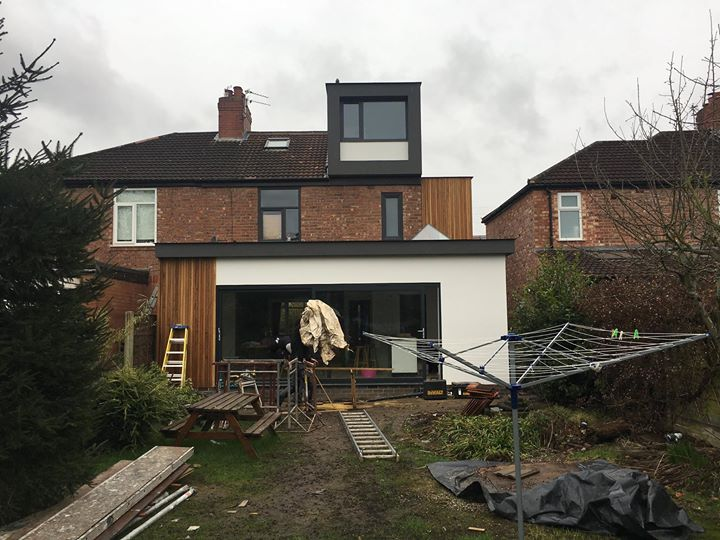 Renderers in Bolton
