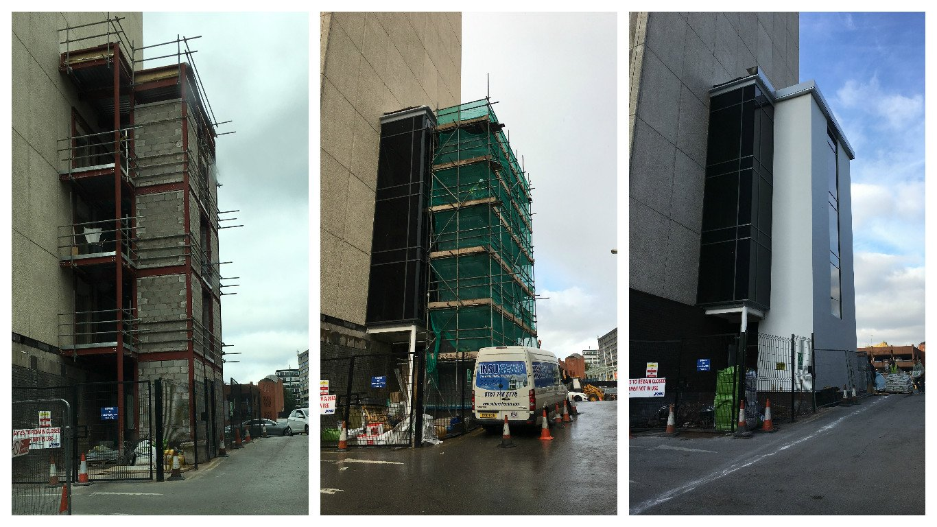 Renderers in Stockport