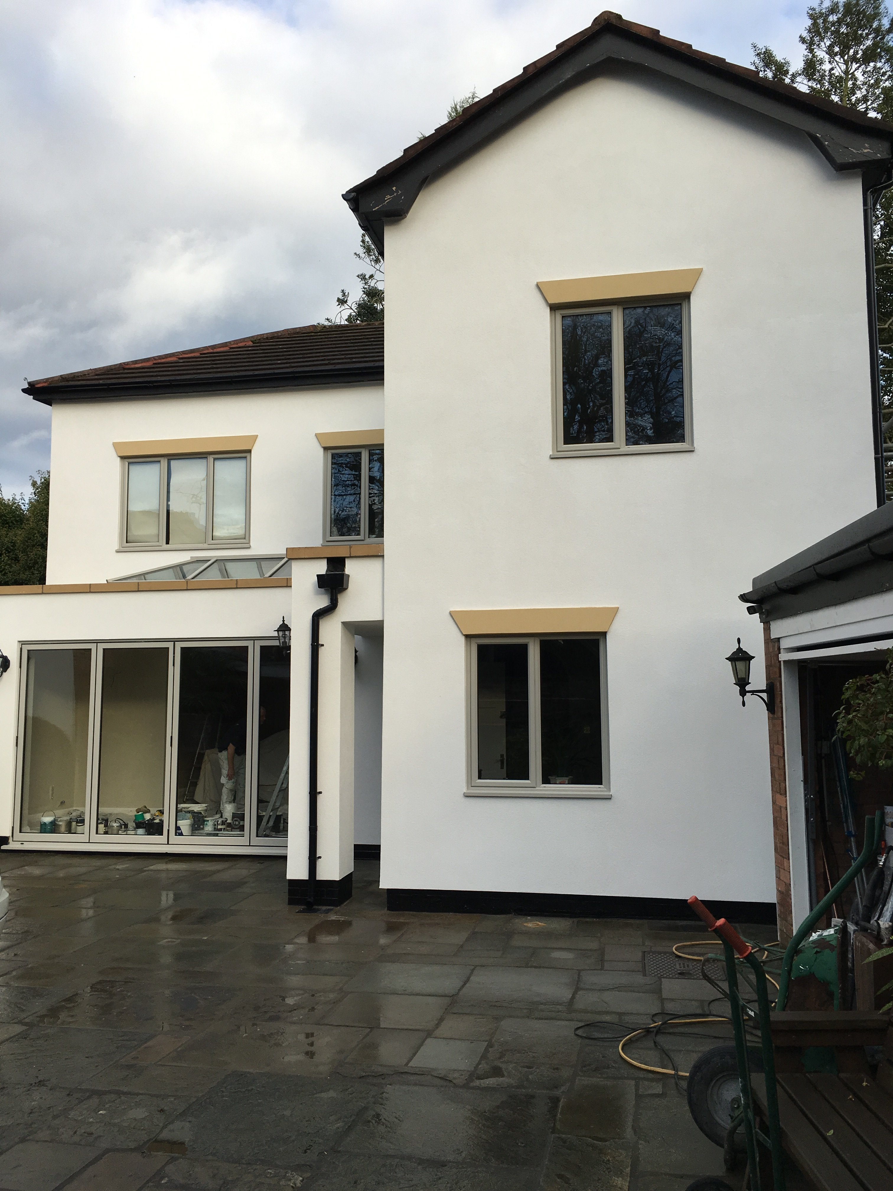 Render in Wilmslow
