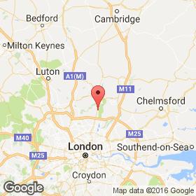 We work within a 35 mile radius of Broxbourne.