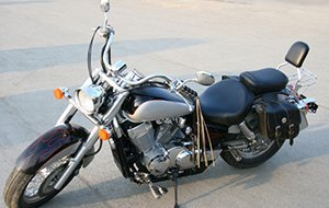 Motorbike Seat Repair On The Sunshine Coast