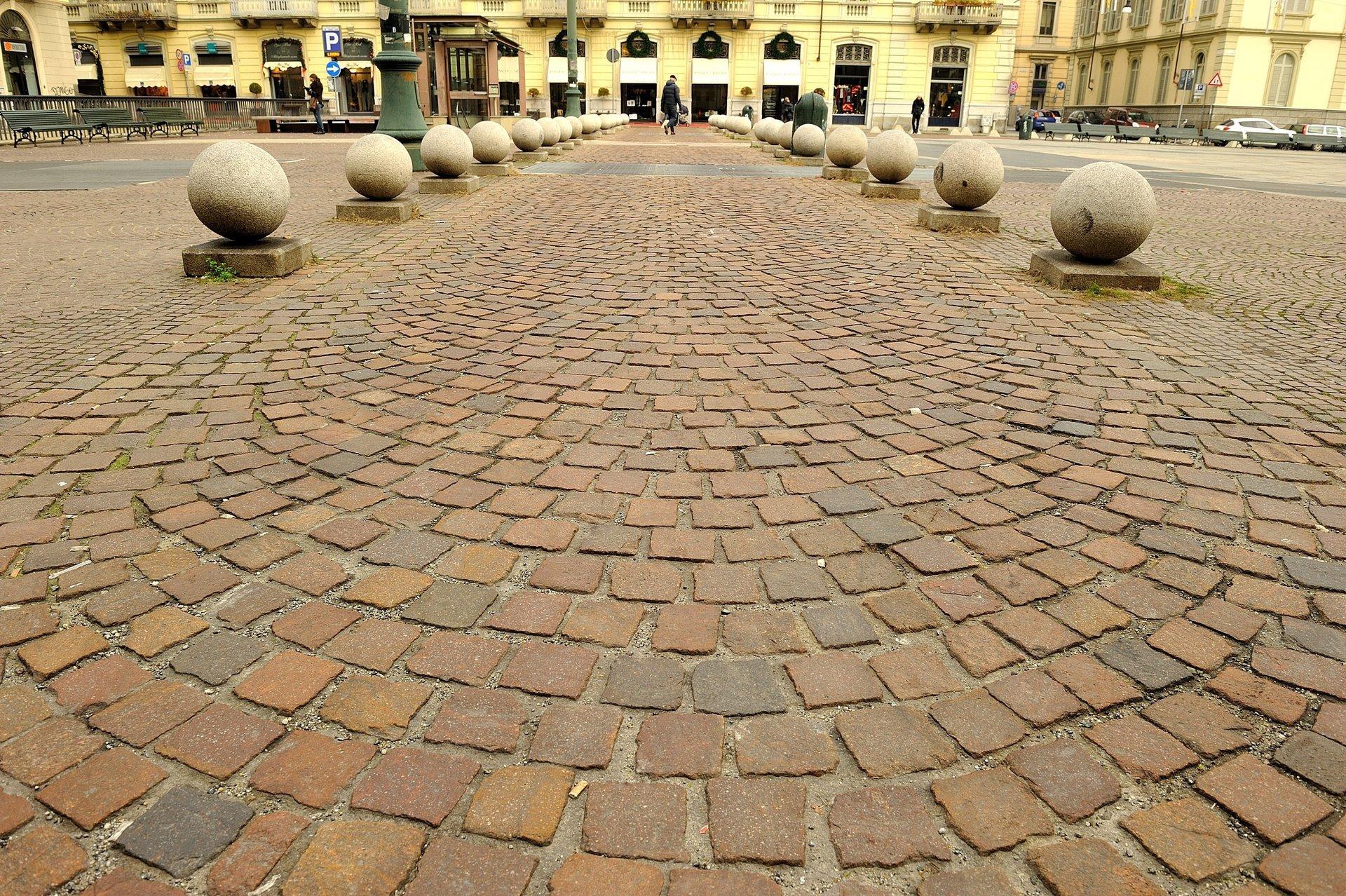 Pavimento Esterno In Pietra : Pavimentazione per esterni galeata forlì tecnokamin