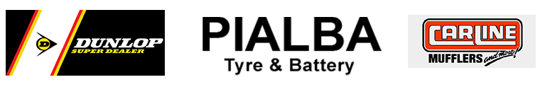 pialba tyre and battery logo
