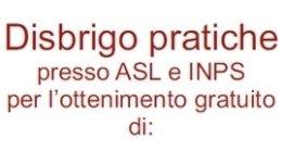 disbrigo pratiche presso ASL, disbrigo pratiche presso INPS, ambulanze, messina, catania, giarre