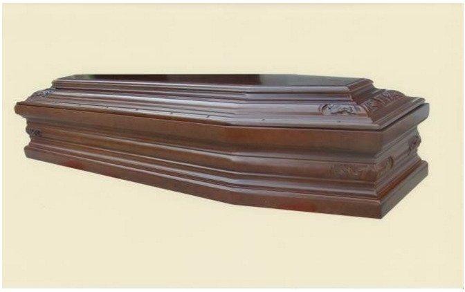 Bara di legno colore cioccolato