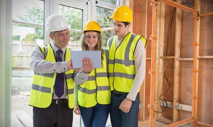 Colonial Building Company Design Process Step 8