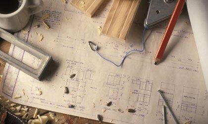 Colonial Building Company Design Process Step 7