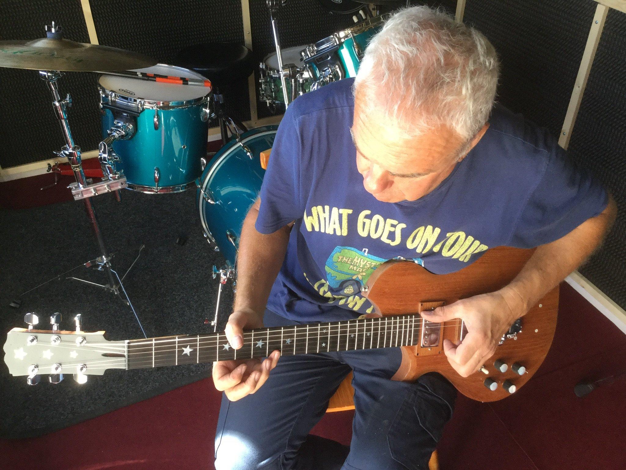Electric Guitar Lessons Framlingham Area