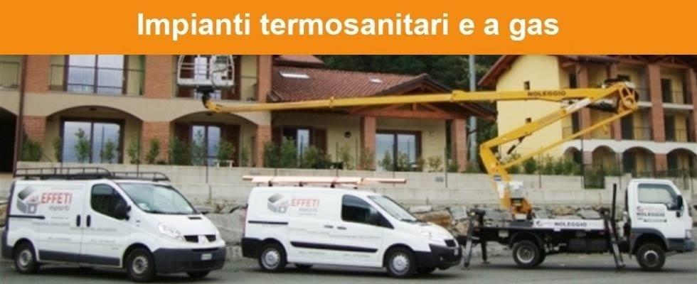 Impianti idrosanitari a Vercelli e Borgosesia