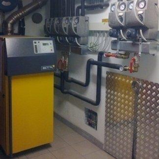 impianti industriali riscaldametno