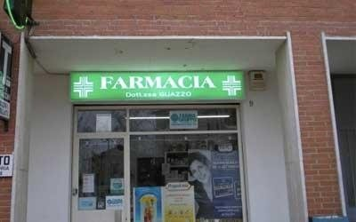 Insegna Farmacia: Monofacciale luminoso