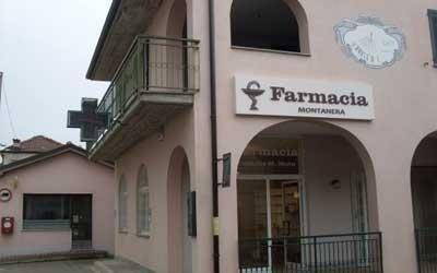 Insegna Farmacia: Cassonetto pantografato