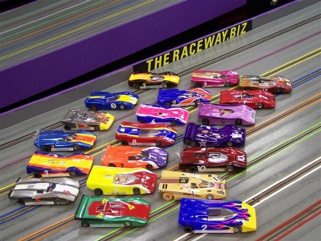 theraceway.biz track