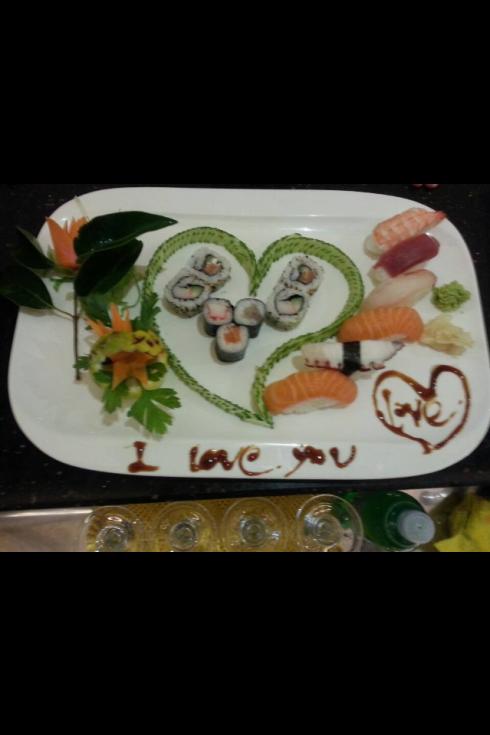 sushi misto grande